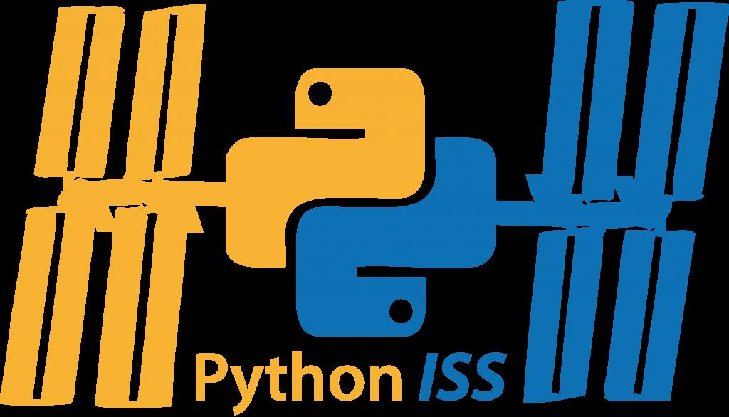 SavestarsPython_ISS logo